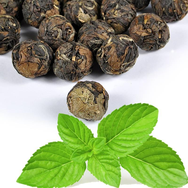 Mint White Peony čaj - TEA TIME ONE