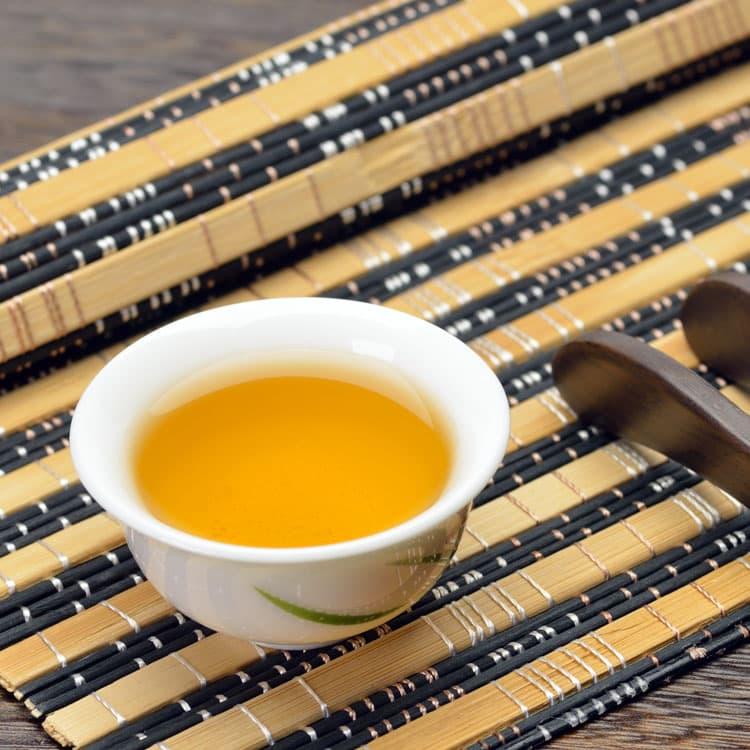 organic gunpowder zeleni čaj - tea time one