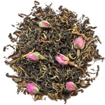 Rose Dian Hong crni čaj - tea time one